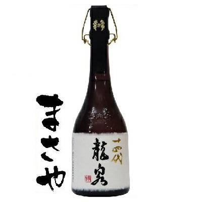 十四代 純米大吟醸 龍泉 720ml JAN4580216131225