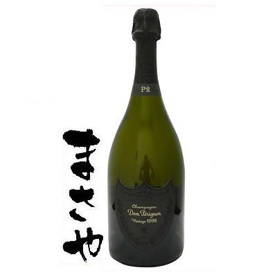 ドンペリニヨン P2 1998 750ml 正規【箱付】 JAN3185370519967