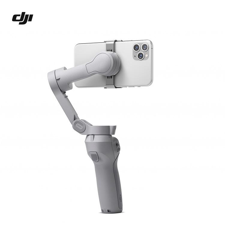 DJI OM4 SE スタビライザー 《週末限定タイムセール》 ジンバル スマートフォン用折りたたみ式 手ぶれを防ぐ 信用 セルカ棒 自撮り棒 動画撮影 Vlog 優れた携帯性