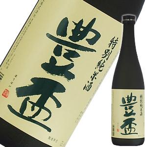 豊盃 開店記念セール 特別純米酒 豊盃米720ml 当店は最高な サービスを提供します