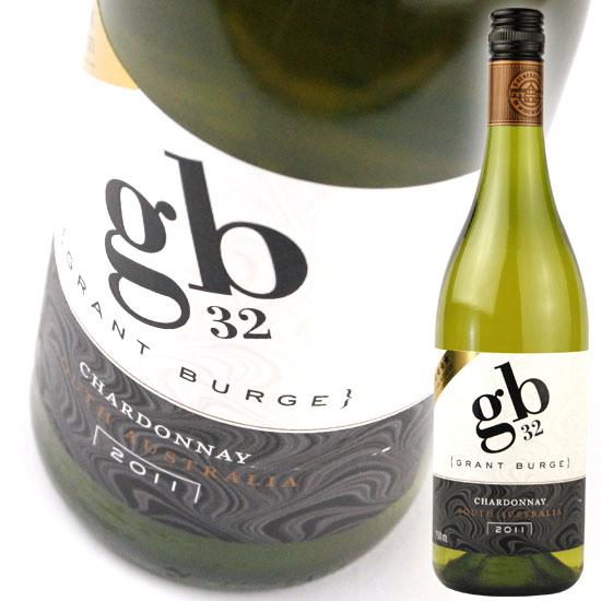 色味は透明感のあるきれいな麦わら色 メロンの香りに 口当たりは芳醇でまろやか グラント バージ ジービー 32 SALENEW大人気 シャルドネ 超歓迎された 白 Chardonnay Burge GB 750ml 2020 Grant
