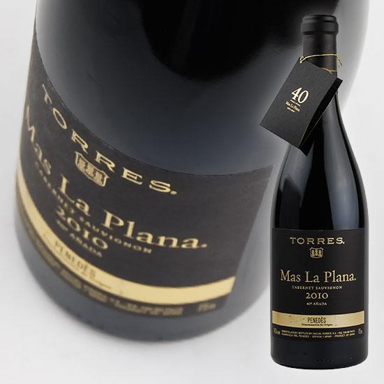 【トーレス】 マス・ラ・プラナ [2013] 750ml 赤 【Torres】 Mas la Plana
