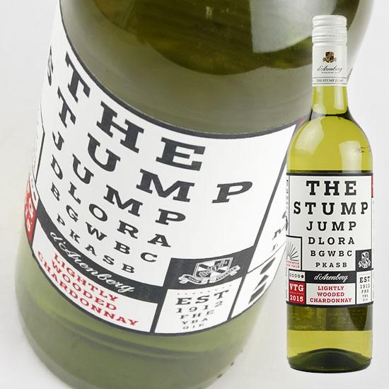 香り高くシトラスと花の香りに白桃とネクタリンの印象 口当りは柑橘系酸味 樽のクリーミーさとスパイスがワインに厚みを与える ダーレンベルグ ザ スタンプ ジャンプ ライトリー ウディッド シャルドネ Jump ブランド激安セール会場 Stump 白 The 25%OFF 750ml Lightly Chardonnay Wooded 2018 d'Arenberg