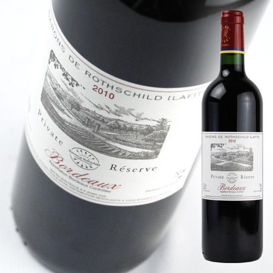 ベリー系果実やスパイス ショッピング ドライフルーツを思わせる華やかなアロマがあり 溶け込んだタンニンが心地よい口当たりのワインです ドメーヌ バロン 春の新作 ド ロートシルト 750ml ボルドー 2018 ルージュ 赤 プライベート リザーヴ