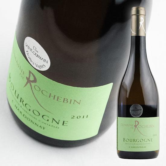 石灰質土壌由来のミネラル感と、きれいな酸が特徴。ピュアで新鮮な果実味とほどよい樽香が心地よいワインです。 【ロシュバン】 ブルゴーニュ シャルドネ VV [2018] 750ml・白【Rochebin】 Bourgogne Chardonnay Vieilles Vignes