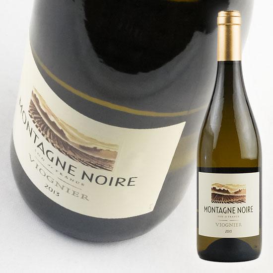 白い花の感じられるミネラル感ある繊細な香りがあります。心地よいアタック、豊かでフレッシュな味わい。繊細で調和の取れたフィニッシュでは、再びミネラルと花が感じられます。 【モンターニュ ノワール】モンターニュ ノワール ヴィオニエ [2019] 750ml・白【Montagne Noire】Montagne Noire Viognier