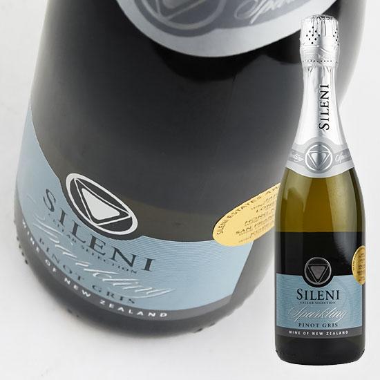 【シレーニ】 セラー セレクション スパークリング ピノ グリ [NV] 750ml・白泡 【Sileni Estates】 Cellar Selection Sparkling Pinot Gris