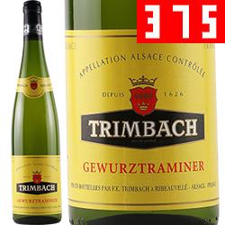 ライチのようなフルーティな風味の中にスパイスを思わせる香り トリンバック ゲヴュルツトラミネール 2016 Gewurztraminer Trimbach 375m 爆安プライス 白 商舗