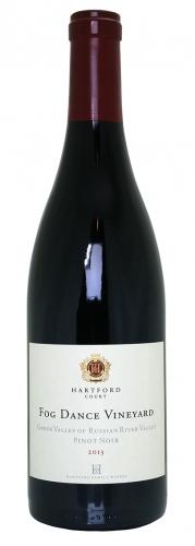 【ハートフォード ファミリー】 ハートフォード コート フォグ ダンス ピノ ノワール [2013] 750ml・赤 【Hartford Family】 Hartford Court Fog Dance Vineyard Pinot Noir