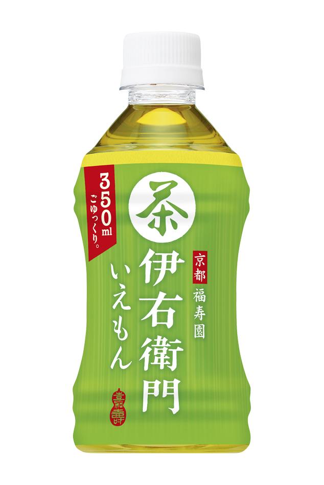 【楽天市場】【お茶】サントリー 緑茶 伊右衛門茶 350ml ...