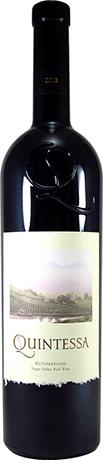 【クィンテッサ】 クィンテッサ [2014] 750ml・赤 【Quintessa】 Quintessa