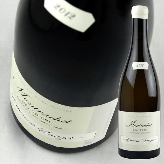 【エティエンヌ ソゼ】 モンラッシェ グラン クリュ [2012] 白 750ml 【Etienne Sauzet】 Montrachet Grand Cru