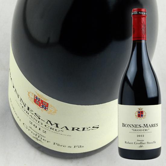 【ロベール グロフィエ】 ボンヌ マール [2012] 赤 750ml 【Robert Groffier】 Bonnes Mares