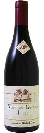 【ミッシェル グロ】 ニュイ サン ジョルジュ PC [2007] 750ml・赤 【Michel Gros】 Nuits-Saint-Georges PC