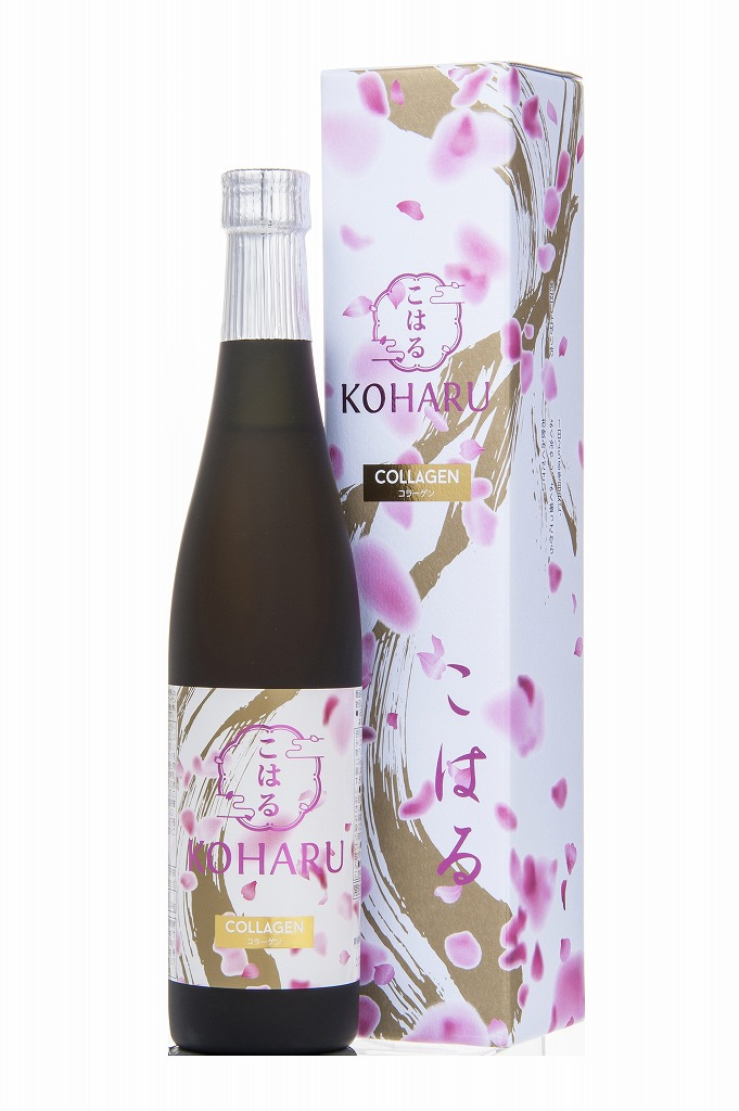 【送料無料】Koharu コラーゲン 500g コラーゲンドリンク 酵素ドリンク 美容ドリンク 飲む美容液 酵素 植物酵素 コラーゲン フィッシュコラーゲン 飲む 美容 健康