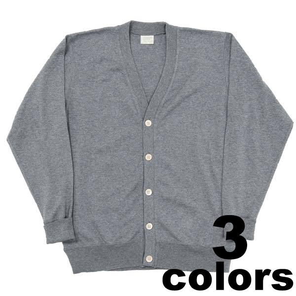 【ワーカーズ】FC Knit Medium Weight Cardigan