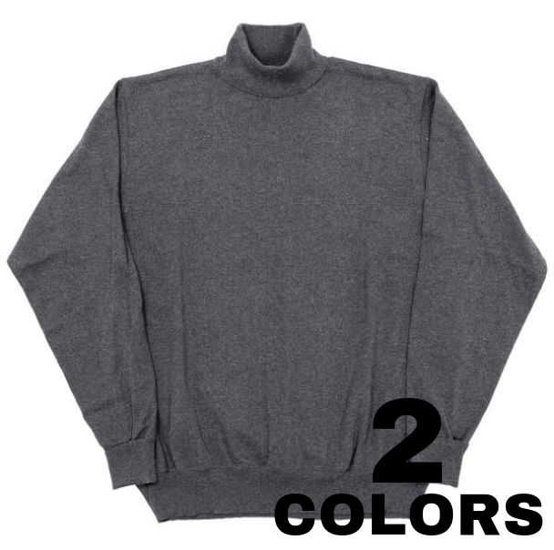 WORKERS【ワーカーズ】FC High Gauge Knit, Turtle