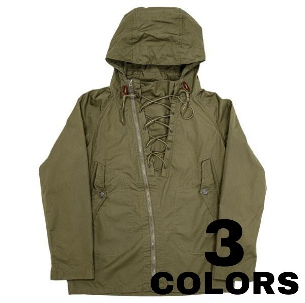 WORKERS【ワーカーズ】N-2 Parka Mod