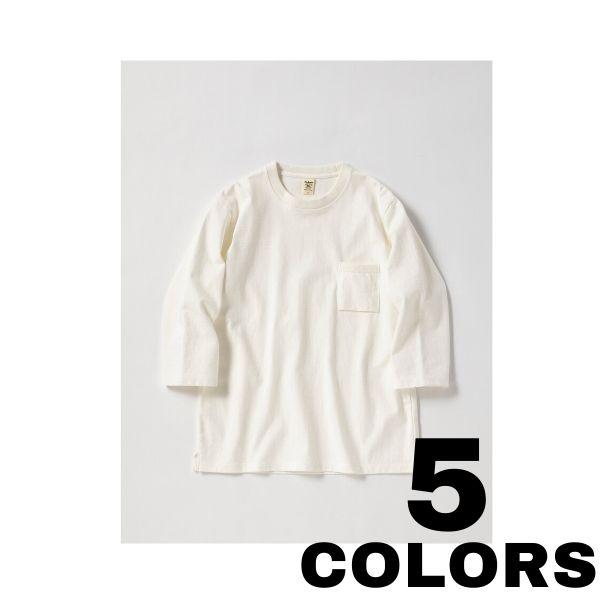 JACKMAN【ジャックマン】Dotsume H/S T-Shirt