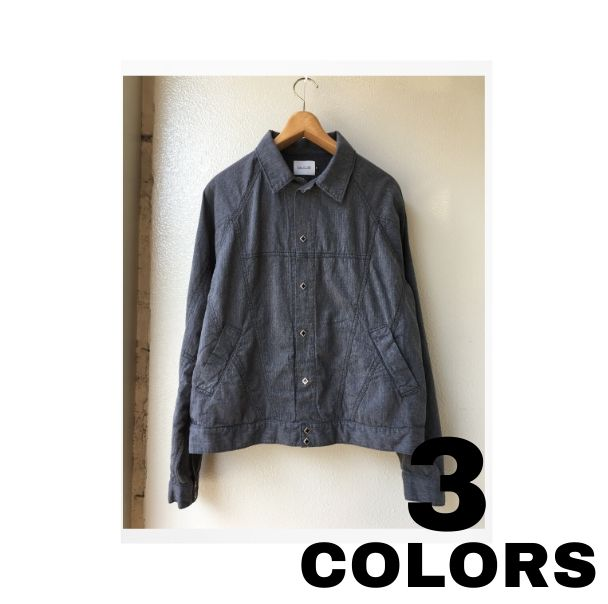 CAL O LINE【キャルオーライン】RODEO JACKET