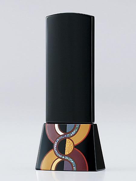 【現代仏壇・仏具・家具調仏壇・モダン仏壇に最適】 位牌 リアン 4.5寸