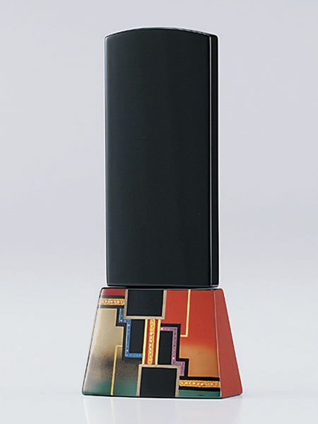 【現代仏壇・仏具・家具調仏壇・モダン仏壇に最適】 位牌 エクレール 4.0寸
