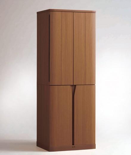 送料無料!【現代仏壇 台付きタイプ】 トラスト ブラウン 1400 【八木研】