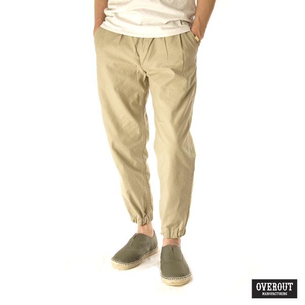 OVEROUT オーバーアウト Transform Pants トランスフォーム パンツ (BEIGE)