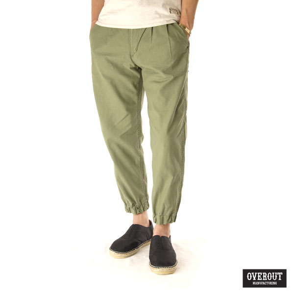 OVEROUT オーバーアウト Transform Pants トランスフォーム パンツ (OLIVE)