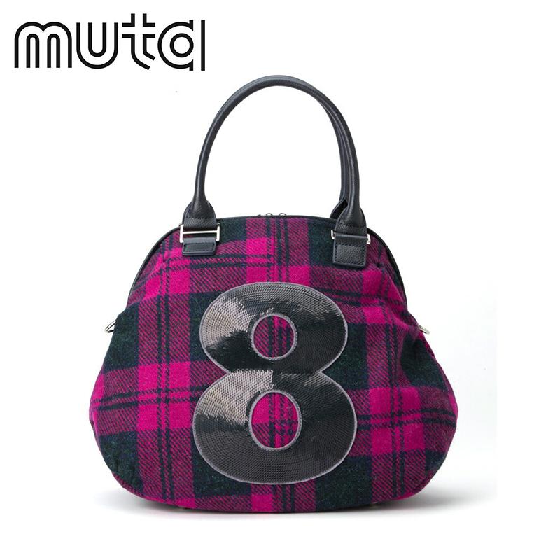 ムータ MUTA バッグ ユニセックス カバン 鞄 LEON SAFARI 【お買上げ10,800円以上で送料無料!!】