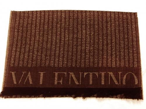 VALENTINO ヴァレンティノ マフラー スーツ フォーマル LEON Safari vg14av09133【お買上げ10,800円以上で送料無料!!】