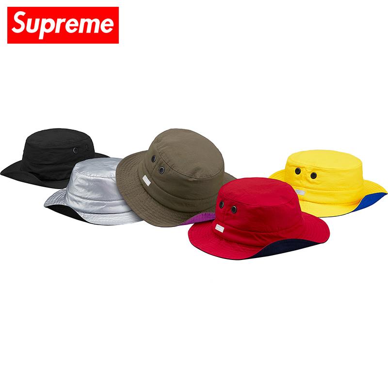 supremeシュプリーム 18AW supreme Contrast hat 802fw18h87【お買上げ10,800円以上で送料無料!!】