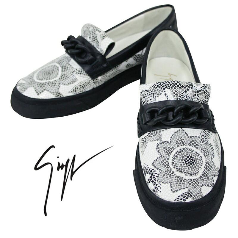 ジュゼッペ ザノッティ GIUSEPPE ZANOTTI スニーカー Sneakers ブラック メンズ 【お買上げ11,000円以上で送料無料!!】