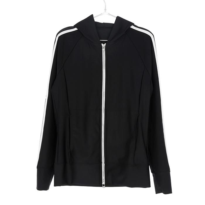 RESOUND CLOTHING リサウンドクロージング ラッシュガード メンズ ブラック 大阪 アメ村 オンライン 通販 2019SS 901rc11set001