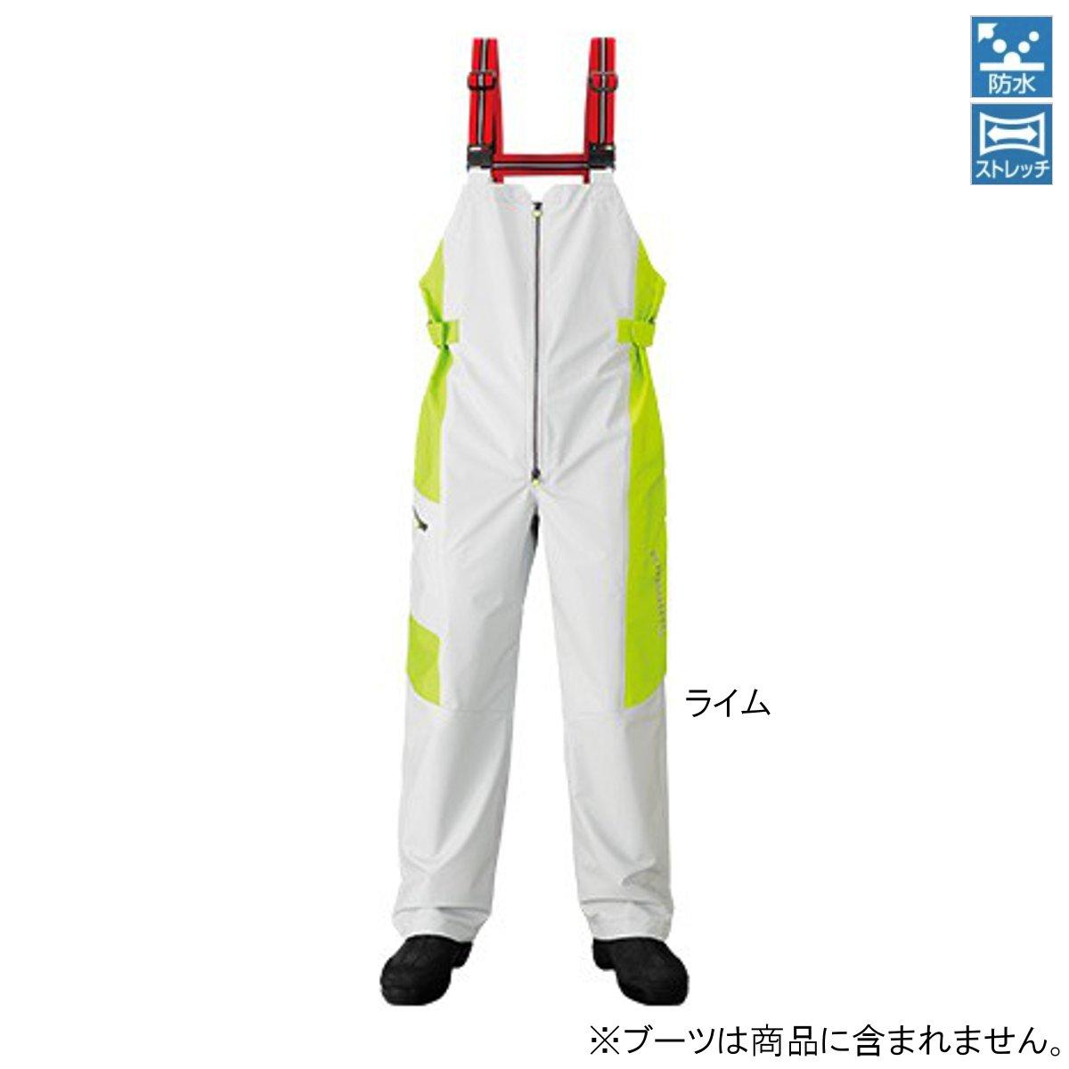 シマノ マリンサロペット RA-03PN 2XL ライム【送料無料】