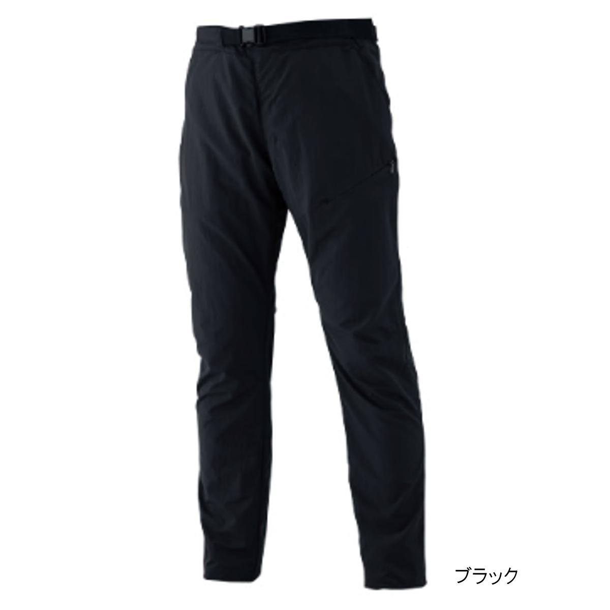 ノーフライゾーン フィールドパンツ(ロング) GM-3564 3L ブラック【同梱不可】