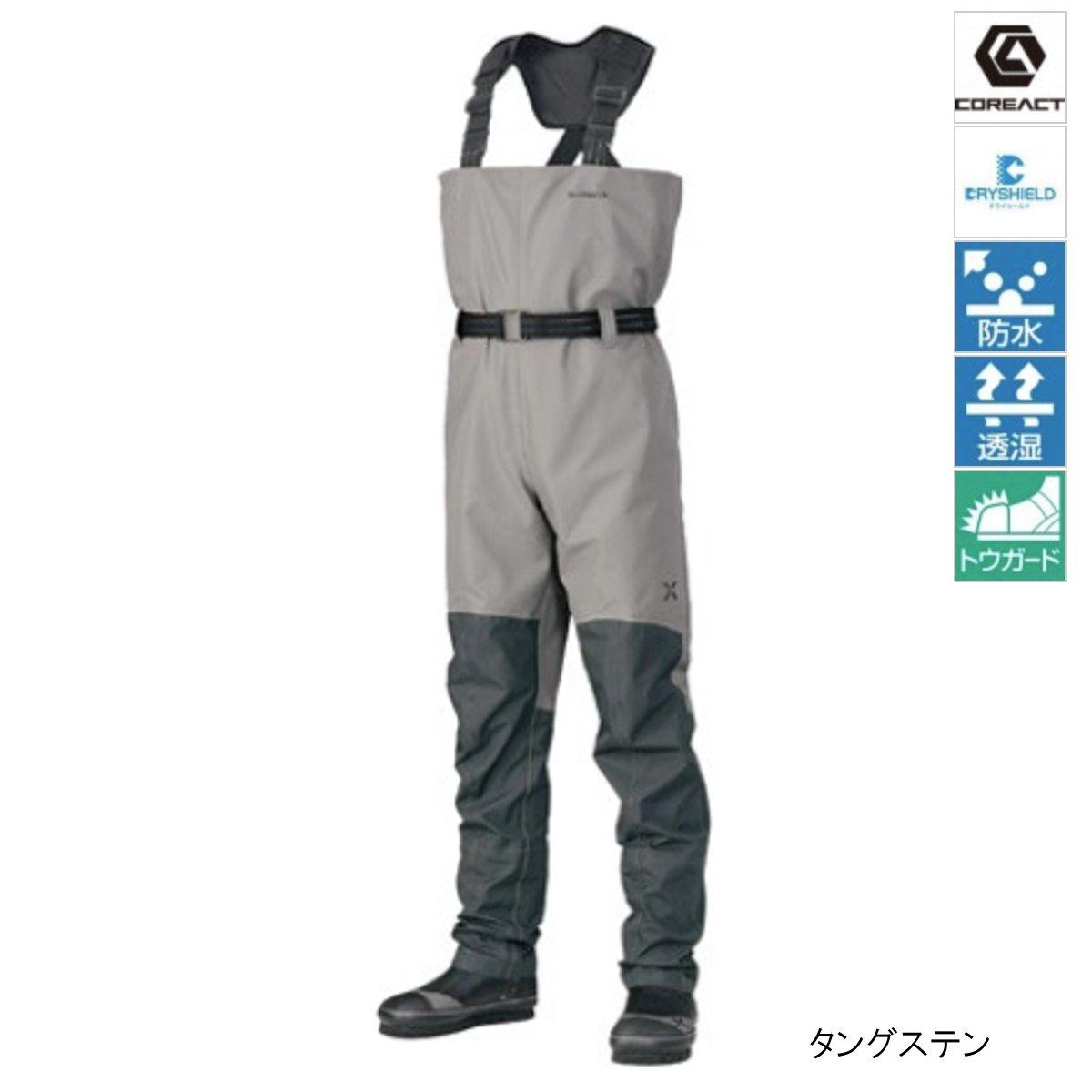 シマノ XEFO アクトゲーム ウェーダー WA-228R M タングステン【送料無料】
