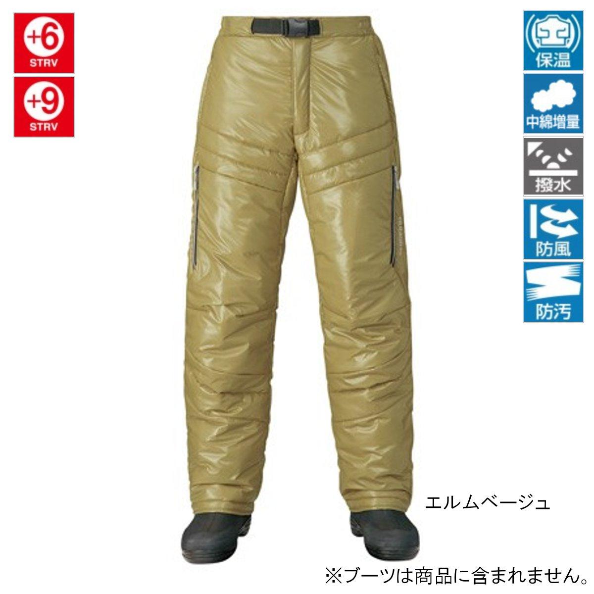 シマノ SP エクストラ インシュレーション パンツ PA-096Q M エルムベージュ