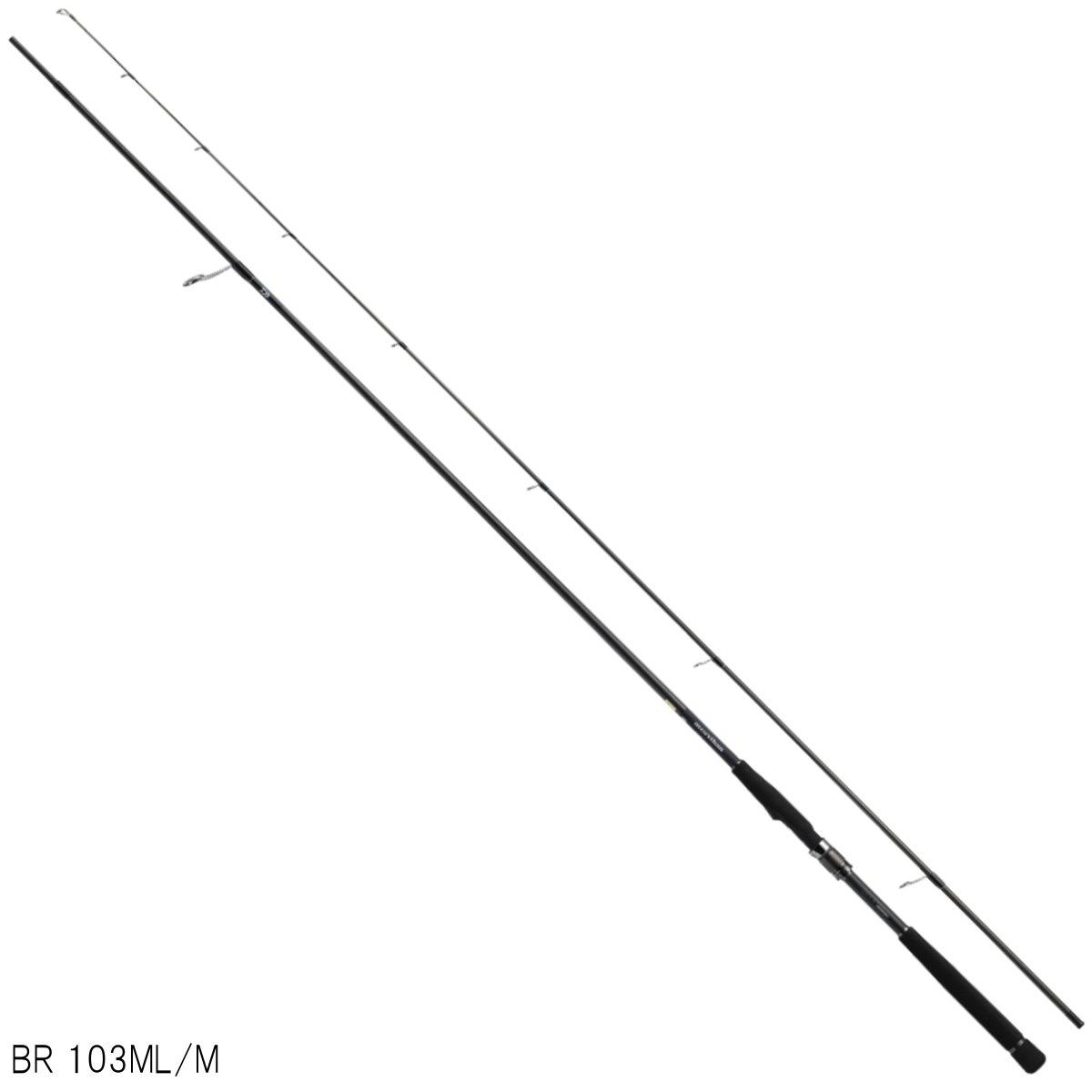 ダイワ モアザン(スピニングモデル) BR 103ML/M【大型商品】【送料無料】
