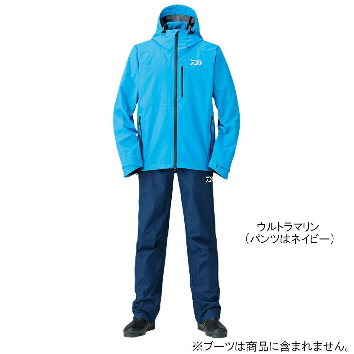 ダイワ レインマックス レインスーツ DR-33008 XL ウルトラマリン【送料無料】