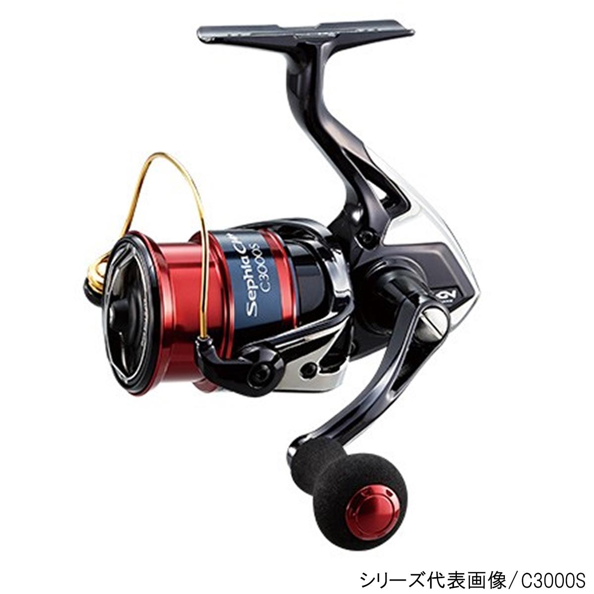 シマノ セフィア CI4+ C3000SHG【送料無料】