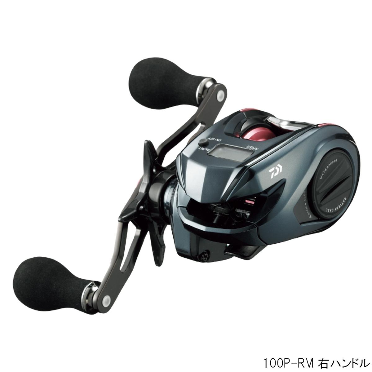 ダイワ 紅牙 IC 100P-RM 右ハンドル【送料無料】