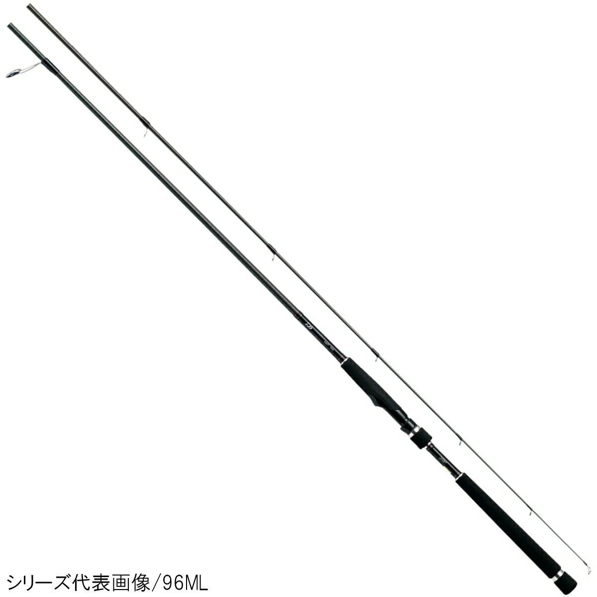 ダイワ レイジー スピニングモデル 106ML【大型商品】【送料無料】