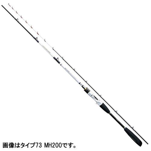 シマノ ライトゲーム リミテッド タイプ64 MH190【大型商品】【送料無料】