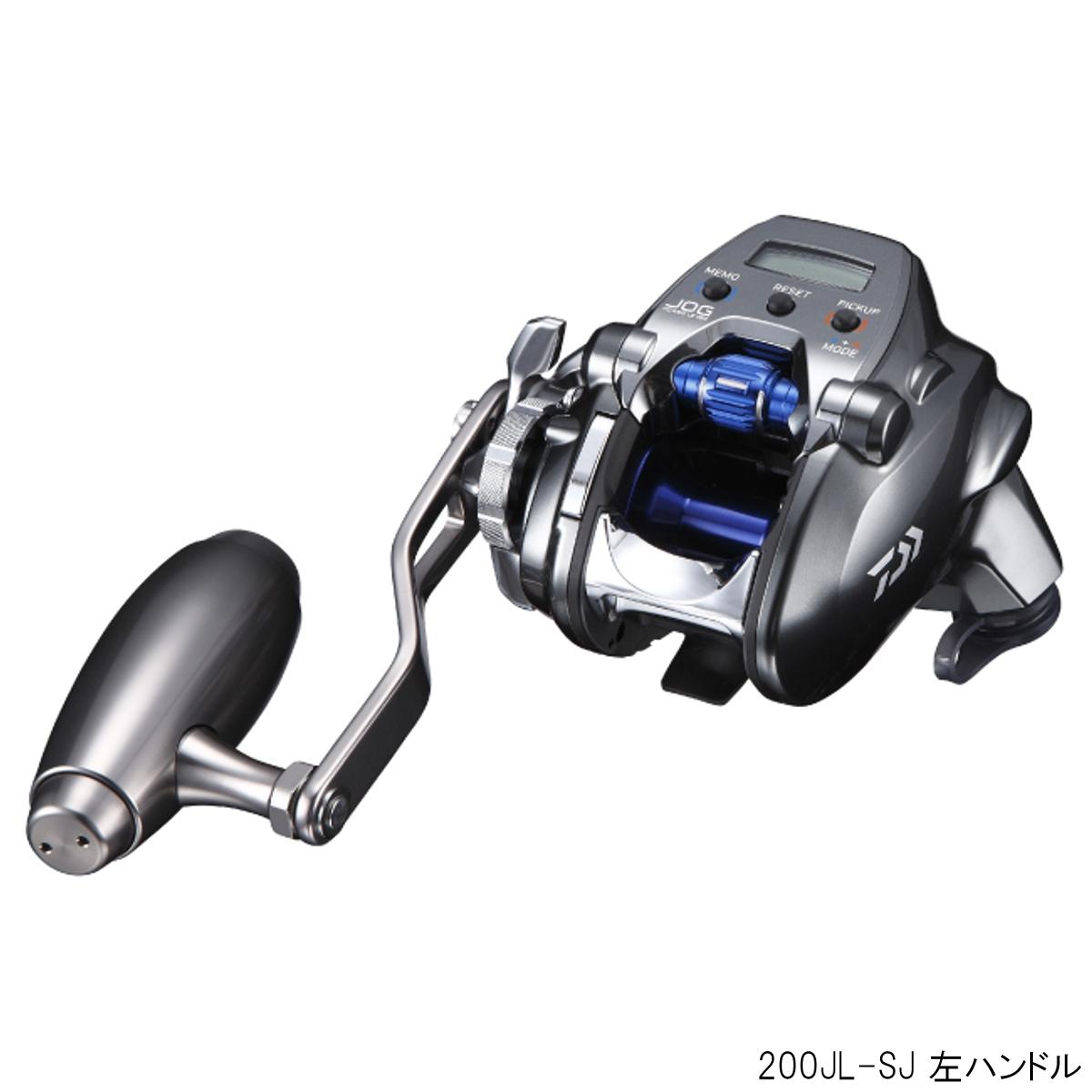 ダイワ シーボーグ 200JL-SJ 左ハンドル【送料無料】