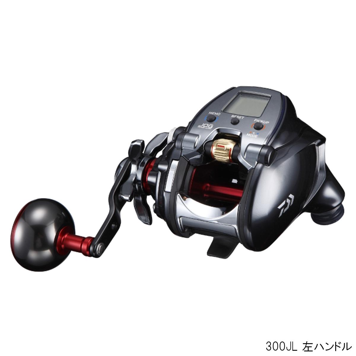 ダイワ シーボーグ 300JL 左ハンドル【送料無料】