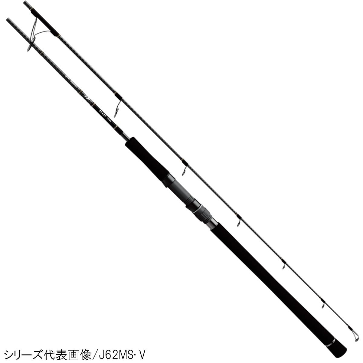 ダイワ ブラスト J63MLS・V【送料無料】