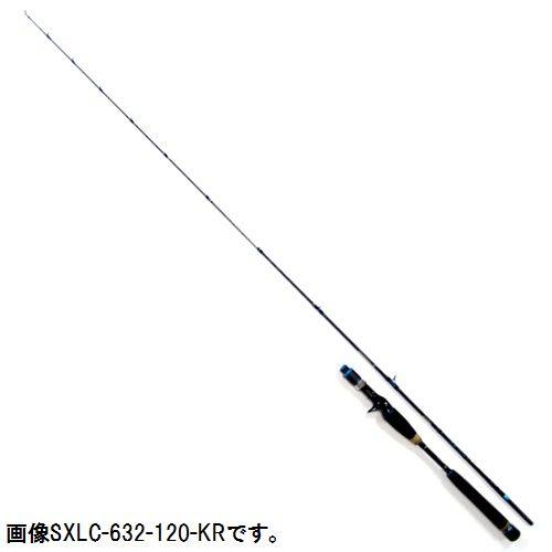 ソルティーステージ ライトジギング SXLC-632-120-KR【大型商品】【同梱不可】