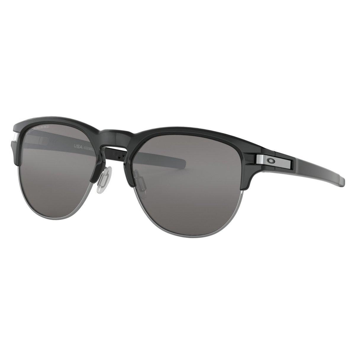 Latch Key L OO9394-0655 Polished Black/Black Iridium Polarized【送料無料】
