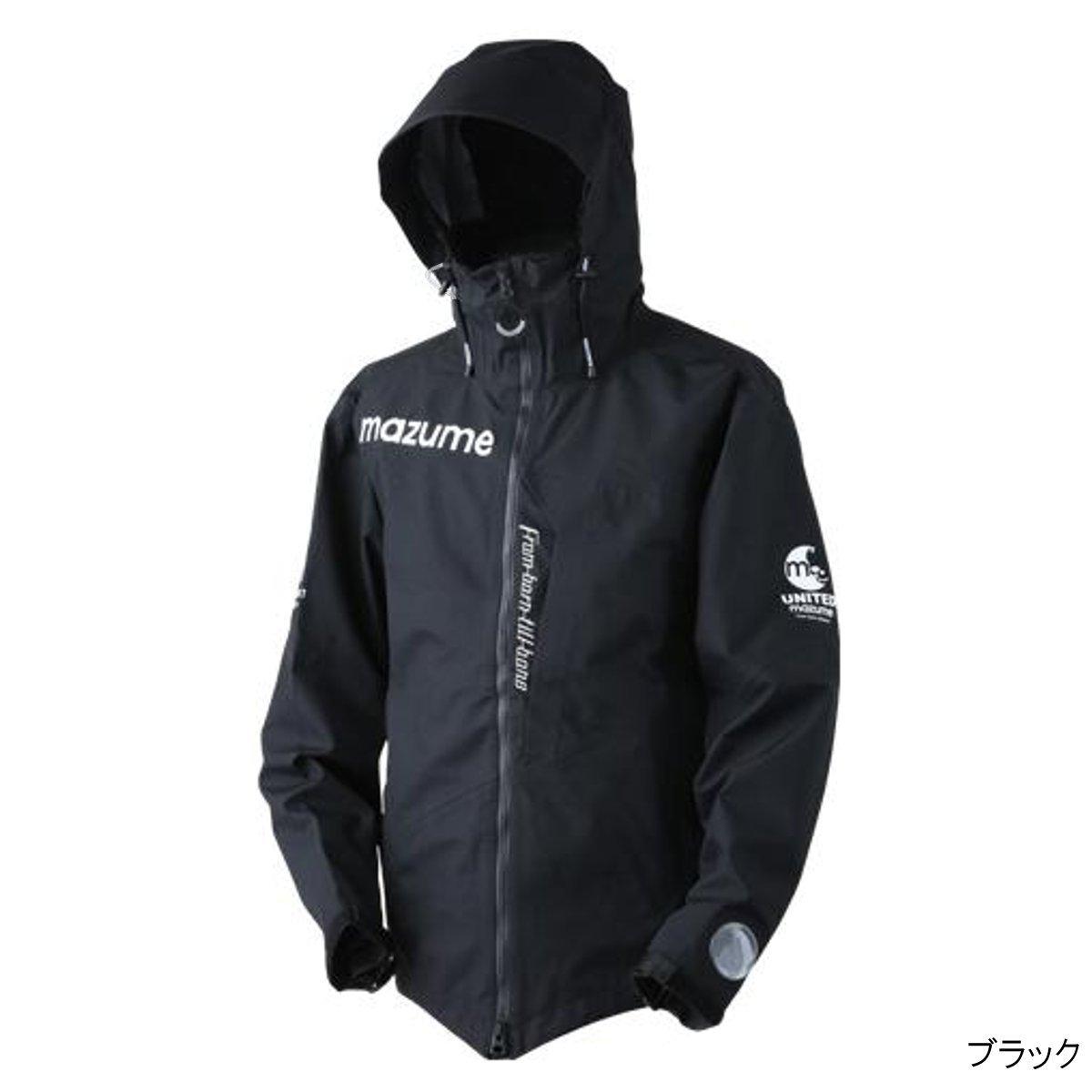 マズメ レッドムーンレインジャケット MZRJ-353 L ブラック【送料無料】